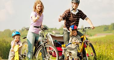 ケガや高額賠償への備え サイクル保険