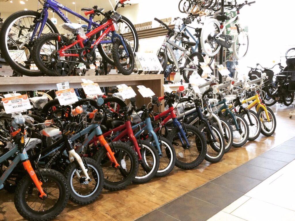 ★ららぽーと豊洲店の在庫について【子ども自転車】★