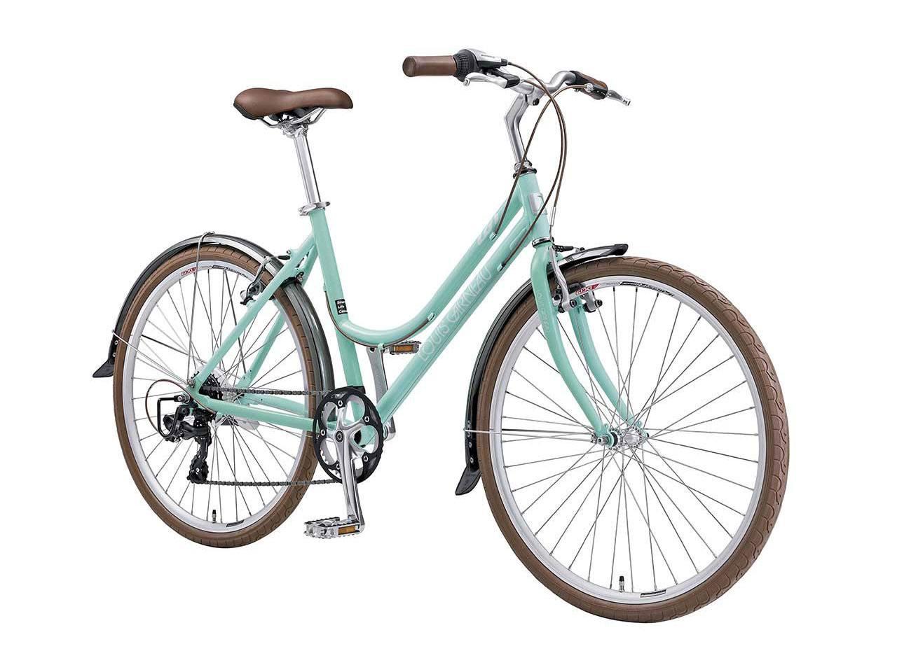 女性向けのオシャレな自転車が入荷しました♪
